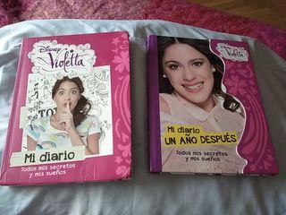 mi diario de Violetta