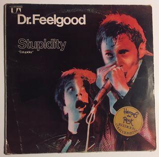 DR. FEELGODOD Stupidity Disco Vinilo LP
