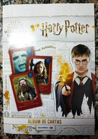 Harry Potter album Carrefour