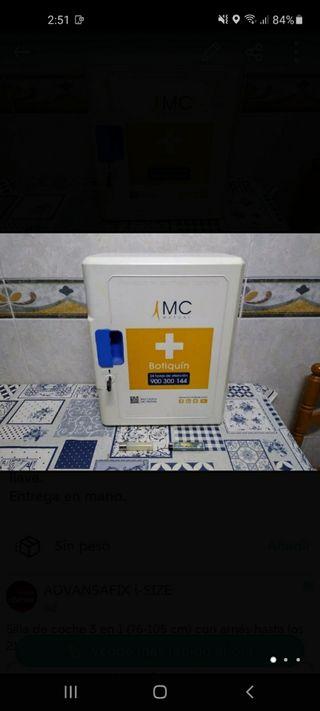 Armario para Botiquín de primeros auxilios
