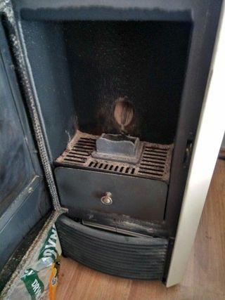 Revisión estufas, hidroestufas y calderas pellet