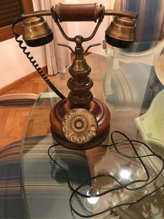 Teléfono de marcación giratoria, Vintage