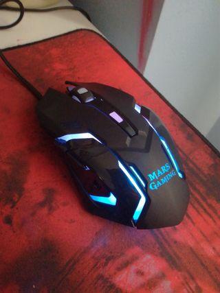 Ratón Luminoso gaming