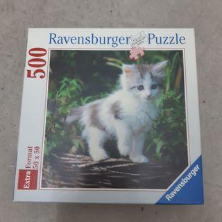 Puzzle de Gato