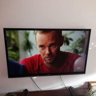 tv LG 48 pulgadas HD