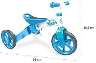 Bicicleta Flippa evolutivo