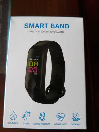 smart band SIN ESTRENAR