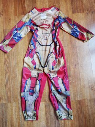 Disfraz Ironman 5-6 años