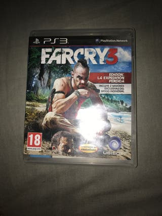 Farcry 3-ps3
