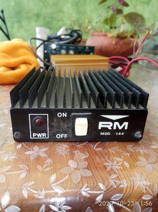 Radioaficionado Amplificador