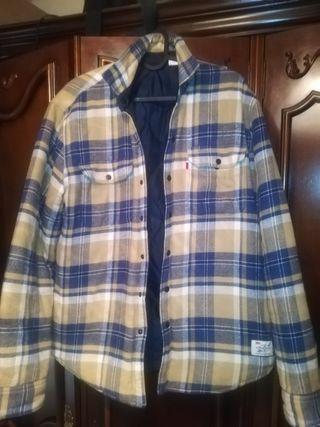 chaqueta Levi's reversible talla M