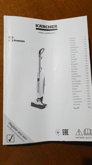 Karcher FS5 Premiun