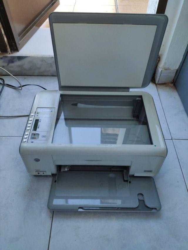impresora con escaner