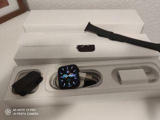 reloj aplle sería 5 GPS 44mm