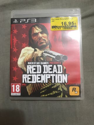 Red dead redepmtion-ps3