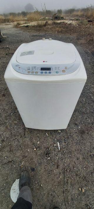 lavadora LG 10 Kilos