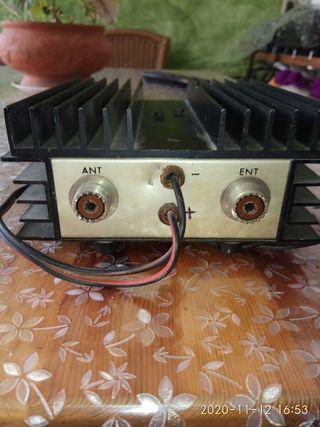 Radioaficionado Amplificador lineal