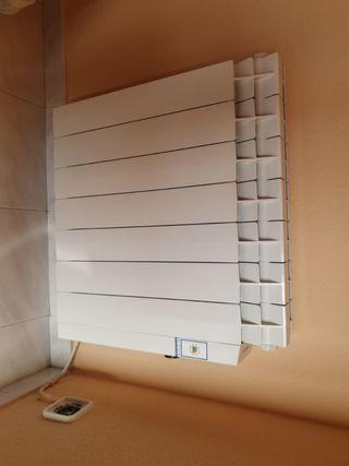 Radiador Electrico Acesol 770W de 7 elementos