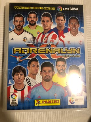 Adrenalyn 14/15