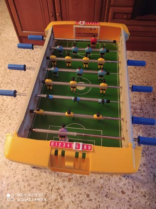 Futbolín