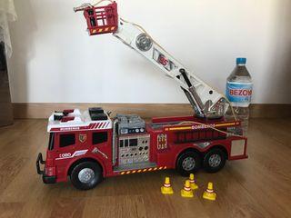 Camión de bomberos juegos juguete juguetes niños