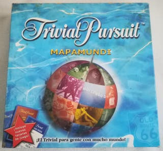 Trivial Pursuit Mapamundi