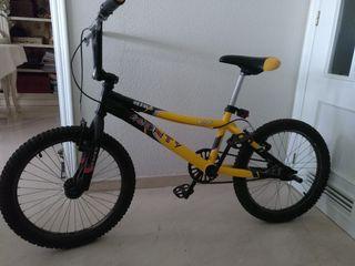 Bicicleta Monty series 139, BMX