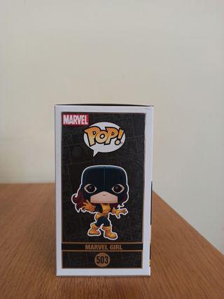 Funko Pop! Marvel Girl - Marvel 80years