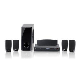Sistema Home Cinema Reproductor 5.1 Inalámbrico