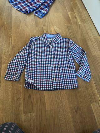 Camisa niño 24-36 meses