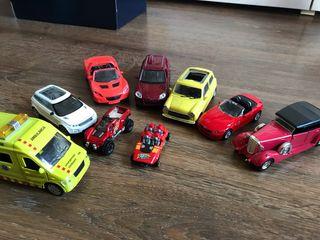 Juguetes lote de coches