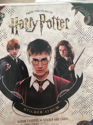 Cambio/vendo Cromos HARRY potter