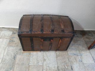 baul madera