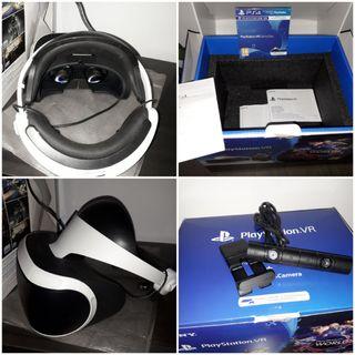 Playstation VR V2 + moves + AIM