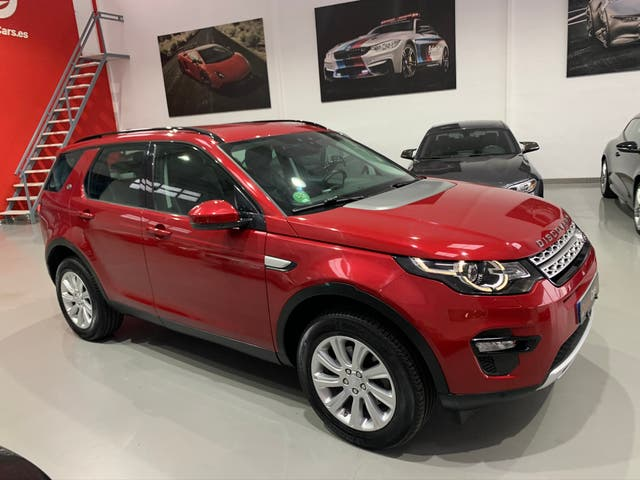 Land Rover Discovery Sport TD4 180CV 4x47PLZ 2016