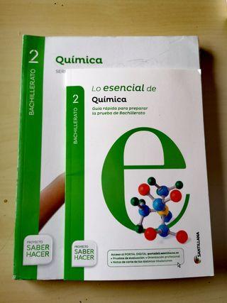 Libro Quimica 2°Bachillerato