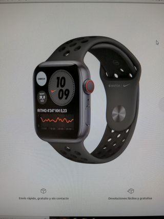 Apple Watch NIKE 6 GPS + CELLULLAR 44MM