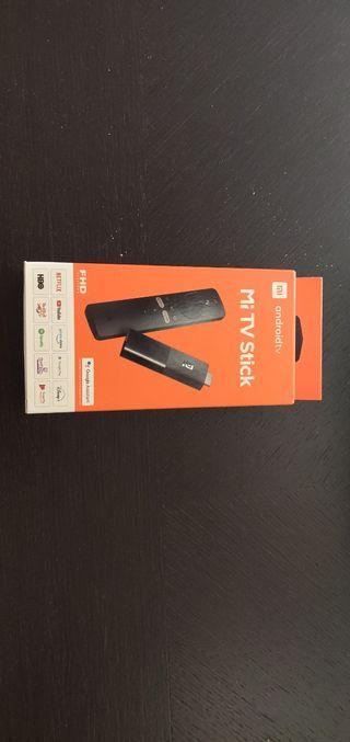 Xiaomi Mi TV Stick android tv chromecast integrado