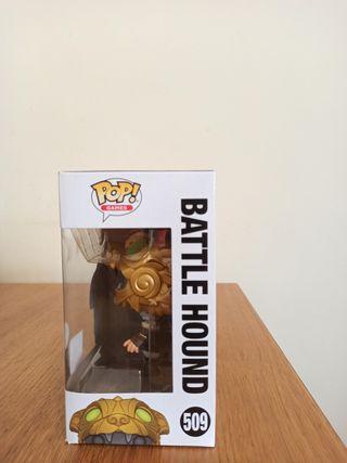 Funko Pop! Battle Hound exc E3 GITD