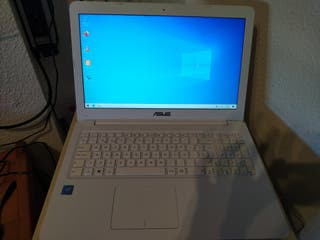 Portatil ASUS Intel 4gb ram 500hdd 15.6 pulgadas
