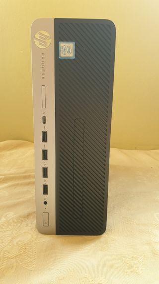Torre HP I5 9500 SSD