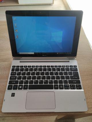 portátil convertible a tablet