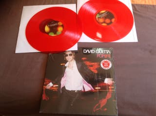 Disco Lp David Guetta Pop Life Edic espec