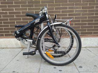 Bici plegable Conor Zipy