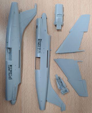 Maqueta A7E Corsair 1/48