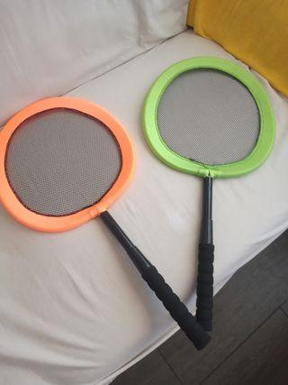 raqueta , de niño no pesan nada ,nuevas