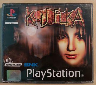 Koudelka Playstation