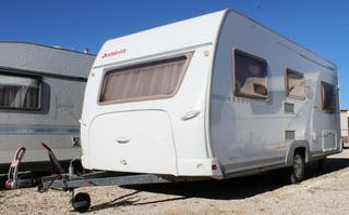 Caravana de alquiler Camper
