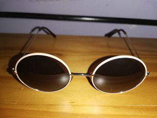 gafas de sol redondas nuevas
