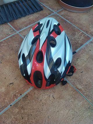 casco de bici de carretera
